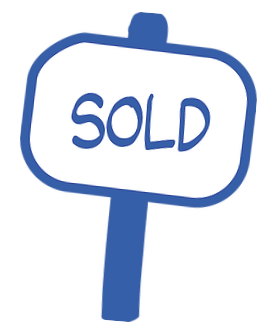 sold sign graphic